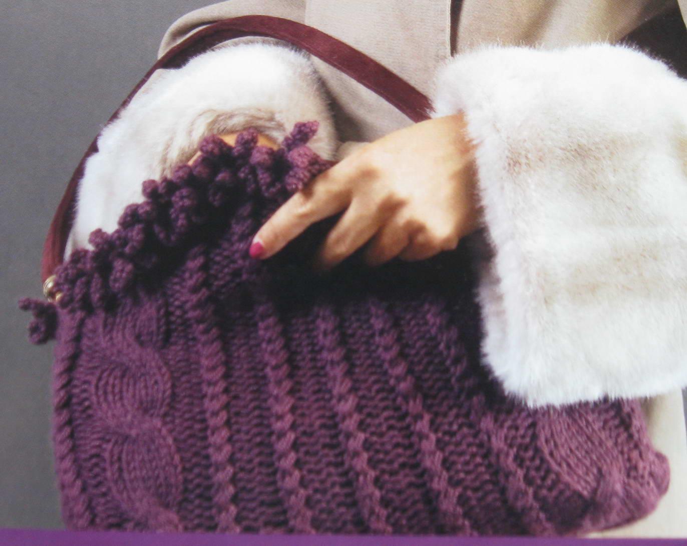 способы вязания толстой пряжи спицами