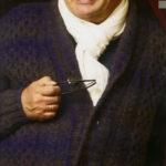 Вязаный мужской жакет  из «Popular Knitting»