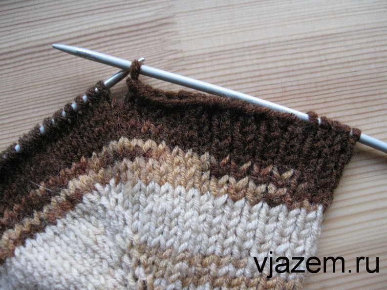 Связать свитер для собаки мастер класс