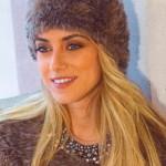 Как связать красивую шапку из пряжи, имитирующей мех