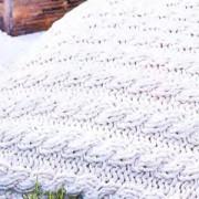вязаные подушки, вязаные подушки схемы