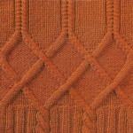 Узоры с косами : 12 схем вязания из журнала «Бурда». Часть 3.