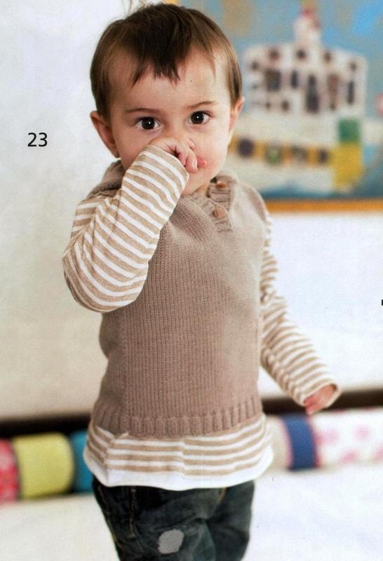Выкройка безрукавки для мальчика 3 год из фото 239