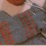Какими спицами и из какой пряжи вязать носки