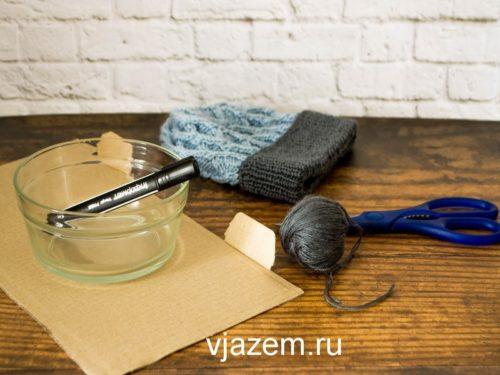 как сделать помпоны из ниток, как сделать помпон из пряжи,