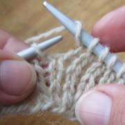 как вязать накид