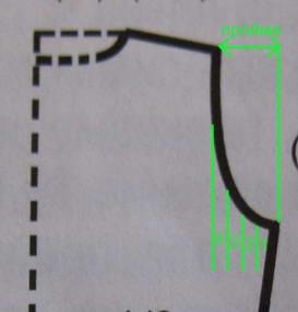 вязание пройм, прймы спицами