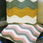 Вязаные подушки крючком: схемы вязания