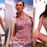 Вязание летних топов: 3 схемы из журнала Verena