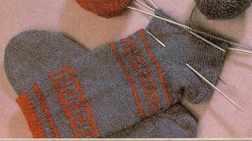 из какой пряжи вязать носки, из какой пряжи вязать носки спицами
