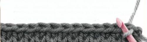 Как обработать горловину вязанного изделия спицами