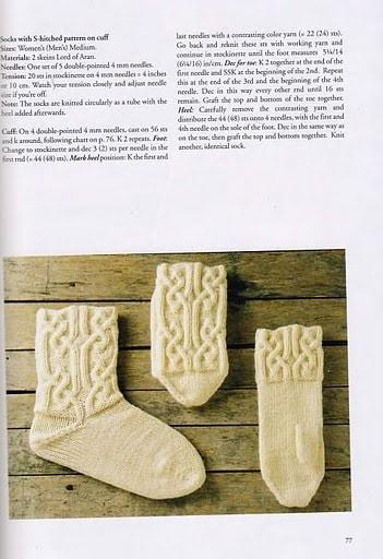 как вязать кельтские узоры спицами