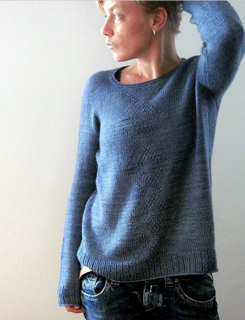 пуловер от изабель крамер