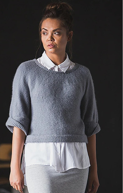 пуловер от норы гоган
